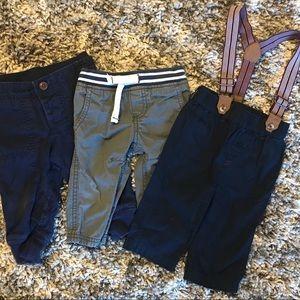 Other - Boys Size 6mo Pants Bundle